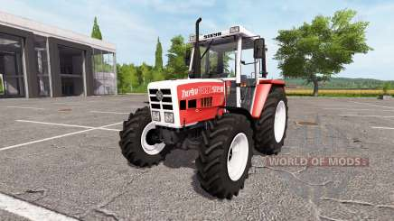 Steyr 8090A Turbo SK2 v2.2 pour Farming Simulator 2017