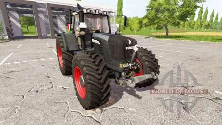 Fendt 930 Vario TMS black beauty v2.0 für Farming Simulator 2017