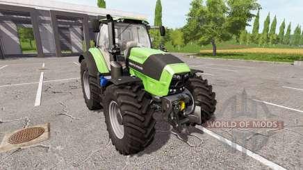 Deutz-Fahr Agrotron 7210 TTV v1.1.1 für Farming Simulator 2017