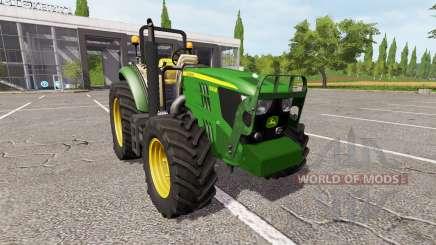 John Deere 5080M pour Farming Simulator 2017