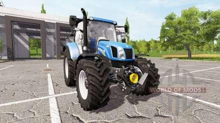 New Holland T6.140 pour Farming Simulator 2017