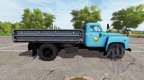 GAZ 53 pour Farming Simulator 2017