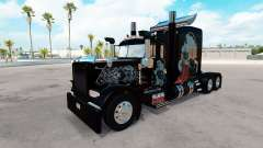 Fullmetal Alchemist-skin für den truck-Peterbilt
