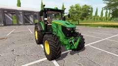 John Deere 6250R v2.0 für Farming Simulator 2017
