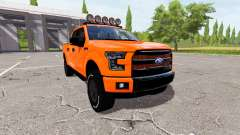 Ford F-150 Raptor 2015 für Farming Simulator 2017