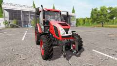 Zetor Major 80 für Farming Simulator 2017