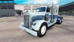 Haut Klassische auf Traktor Kenworth 521