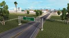 Viva Mexico v2.1.1 für American Truck Simulator