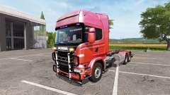Scania R730 hooklift v1.0.0.1