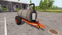 Kaweco 6000l pour Farming Simulator 2017