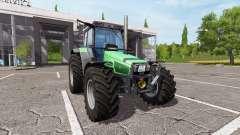 Deutz-Fahr AgroStar 6.38 pour Farming Simulator 2017