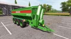 BERGMANN GTW 430 multifruit v1.1 pour Farming Simulator 2017