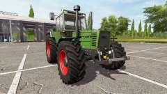 Fendt Favorit 611 LSA Turbomatik E pour Farming Simulator 2017