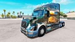 La Nature de la peau pour les camions Volvo VNL