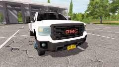 GMC Sierra 3500HD dually