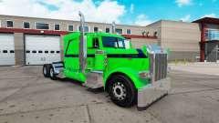Emerald Dream-skin für den truck-Peterbilt 389 für American Truck Simulator