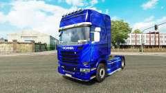 Skins pour Scania camion