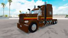 IZZI de la peau pour le camion Peterbilt 389