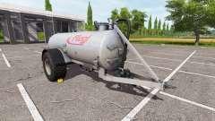 Fliegl VFW 10600 v2.2 pour Farming Simulator 2017