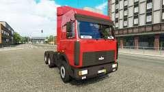 MAZ-5432 v5.0.1 pour Euro Truck Simulator 2