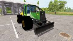 John Deere 548H pour Farming Simulator 2017