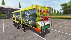 Krampe SB 30-60 claas design für Farming Simulator 2017