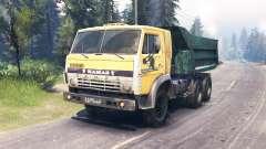KamAZ 5511 für Spin Tires