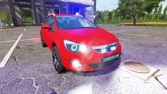 Opel Astra Sports Tourer (J) pour Farming Simulator 2017