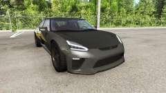 Hirochi SBR4 facelift v1.02 für BeamNG Drive