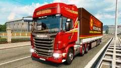 Peaux pour la circulation des camions v2.0
