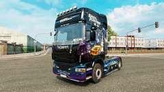 La peau Fast & Furious pour Scania camion