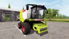 CLAAS Lexion 670 v0.9 für Farming Simulator 2017