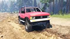 Nissan Pathfinder (WD21) 1994