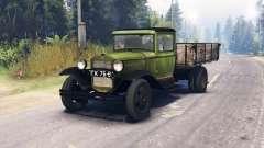 GAZ-MM 1940 für Spin Tires