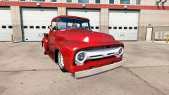 Ford F-100 1956 custom cab