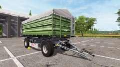 Fliegl DK 180-88 dark pour Farming Simulator 2017