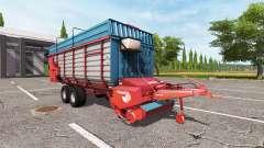 Mengele Garant 540-2 für Farming Simulator 2017