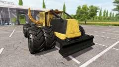 Tigercat 635E clambunk