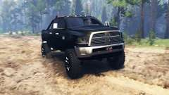 Dodge Ram 2500 2014 pour Spin Tires