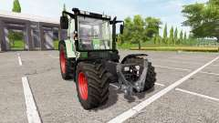 Fendt 380 GTA Turbo v4.0 für Farming Simulator 2017
