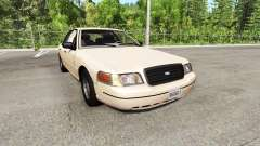 Ford Crown Victoria 1999 v2.0c für BeamNG Drive
