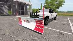 Chevrolet Silverado 2500 HD 2002 plow v3.1
