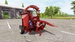 Heizohack HM 4-300 pour Farming Simulator 2017
