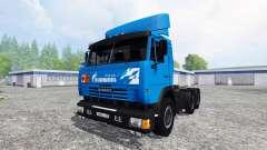 KamAZ-54115 Gazprom Neft v2.0