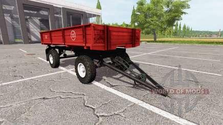 PTS 4 pour Farming Simulator 2017