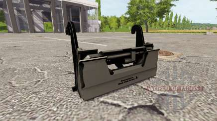 Der adapter für den Frontlader für Farming Simulator 2017