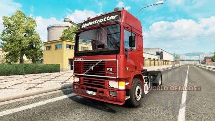 Volvo F16 pour Euro Truck Simulator 2