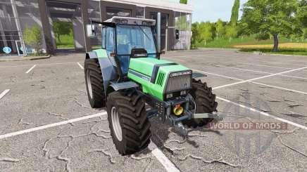 Deutz-Fahr AgroStar 6.21 v1.5 für Farming Simulator 2017