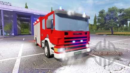 Scania 94D 260 HLF für Farming Simulator 2017