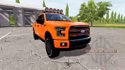 Ford F-150 Raptor 2015 pour Farming Simulator 2017